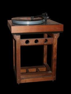 画像1: こんなのが欲しかった!アコースティックデザイン Acoustic Design AD-LP12 Linn・LP12専用台座