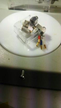 画像2: LINN  ダンパー 針交換 低周波消磁 お請けします。